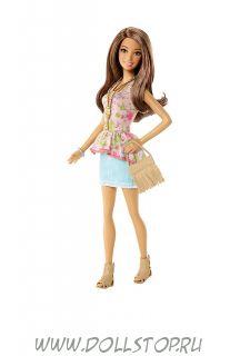 Игровая Барби Модница Тереза  - Barbie Fashionistas Teresa  Doll