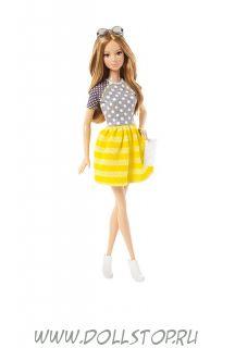 Игровая Барби Модница  - Barbie Fashionistas Summer Doll