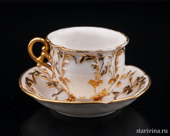 Изображение Чайная пара, Франция, 19 в