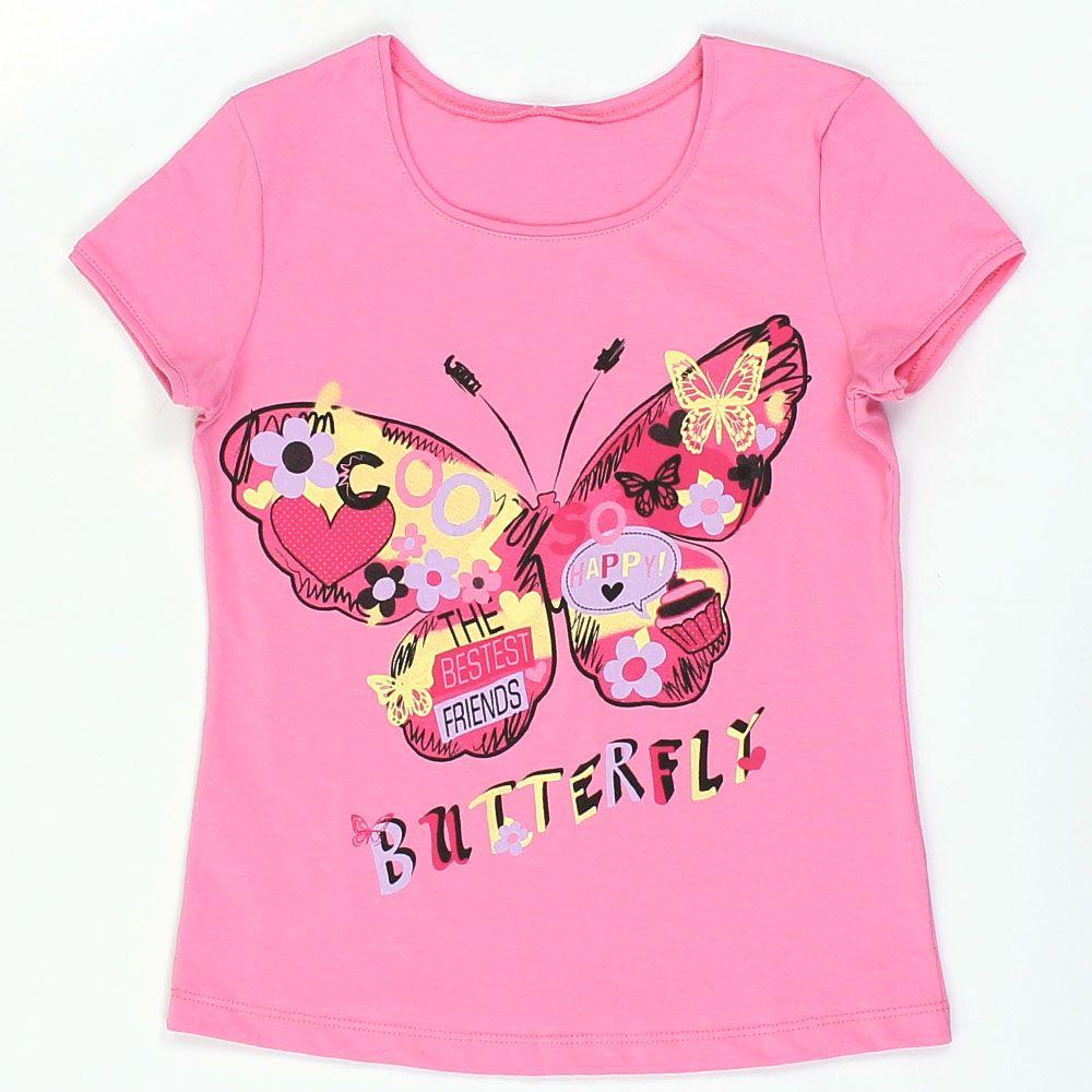 Майка для девочки Butterfly