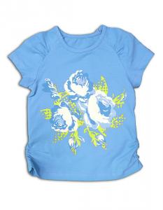 Л201 Блуза для девочки Basia Россия