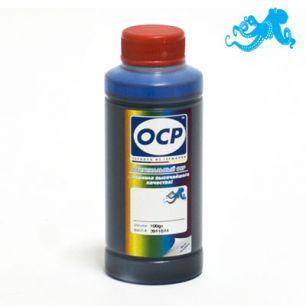 Чернила OCP С 710 для картриджей CAN CL-441 Cyan, 100 gr