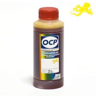 Чернила OCP 144 Y  для картриджей CAN CLI- 521/425, 100 gr