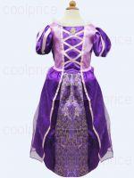 Платье принцессы Рапунцель детское
