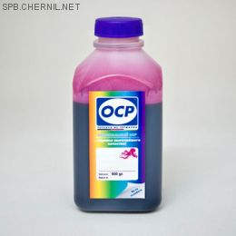 Чернила OCP 156 ML  для картриджей EPS принтеров L800, 500 gr
