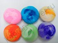 Набор двуцветного капрона - 6 цветов