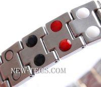 Магнитный браслет 04-TY116DW-titanium