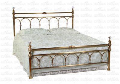 Кровать 9801 с кристаллом