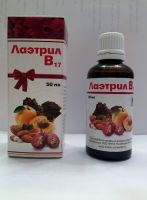 Лаэтрил витамин B 17 натуральное противораковое средство