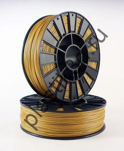 PLA 1,75 мм золото (металлик)