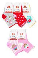 Носки детские для девочки-22 руб