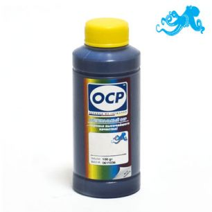 Чернила OCP 343 C для картриджей HP #655, 100 gr