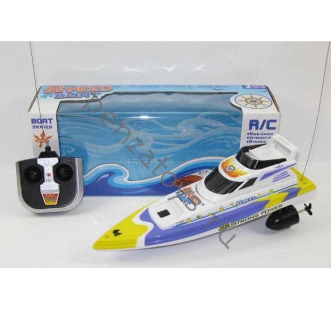 Катер на радиоуправлении Speed Boat mini