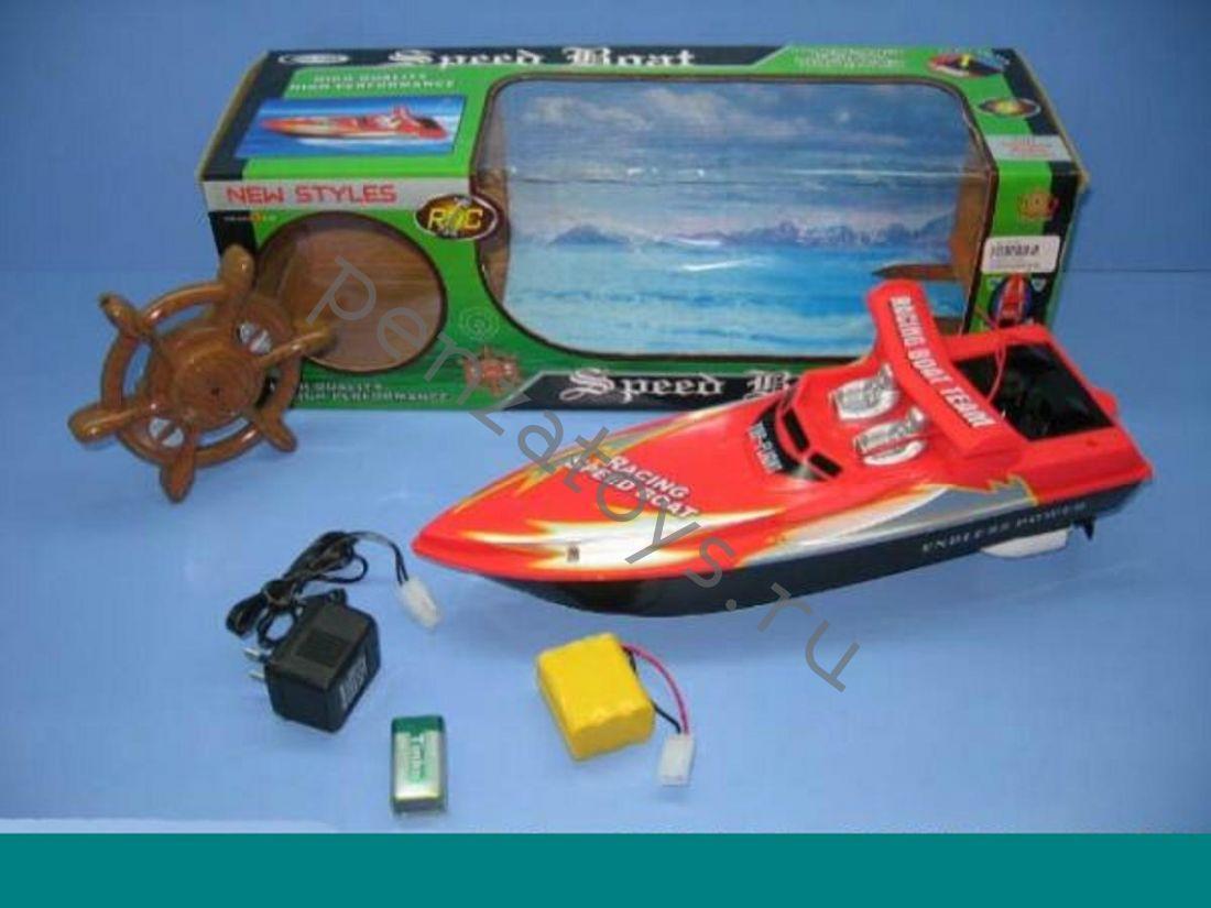 Катер радиоуправляемый Speed Boat