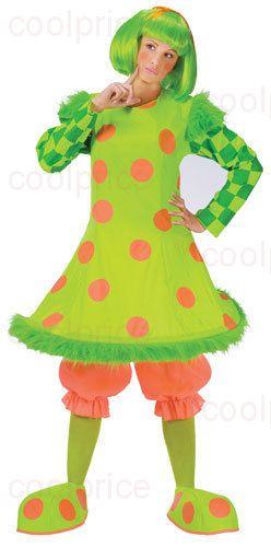 Костюм клоуна Лолли