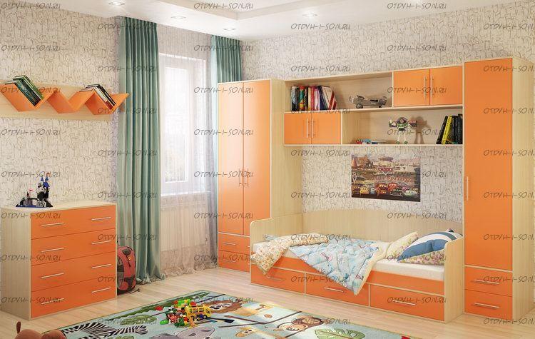 Детская комната Милана  №1