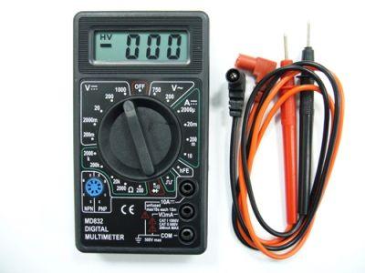 Мультиметр МD832 ( + прозв.)