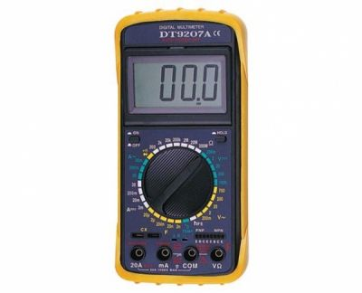 Мультиметр 9207 (+темпер)