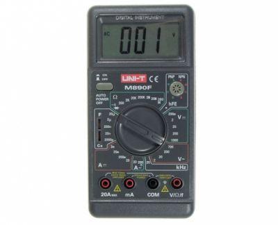 Мультиметр М890 F (+част.)