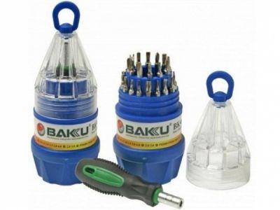 Набор отверток для ремонта электроники BAKU-633-31В *