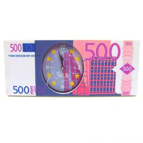 Часы пластиковые Евро (обычный ход)