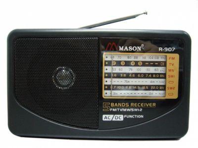 Радиоприёмник Mason 907 p/п сетев.