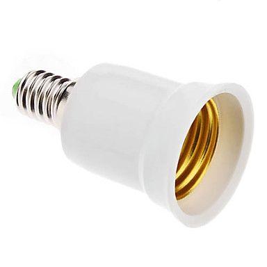 Переходник для LED ламп Огонёк AC-03 (E14 на E27)