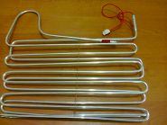 Тэн (нагреватель) оттайки для холодильников LG 5300.1B1037B 150W / 240V