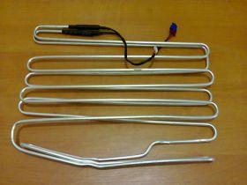 Тэн (нагреватель) оттайки для холодильников SAMSUNG DA47-000263F 250W / 240V