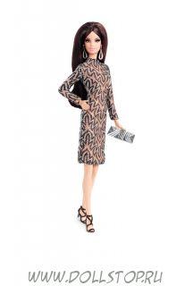 Коллекционная кукла Барби Кружевное платье (Городское сияние) - The Barbie Look  Collection, City Shine  Barbie Doll - Lace Dress