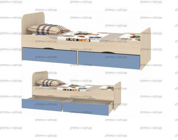 Кровать Дельта-19 (80Х190)