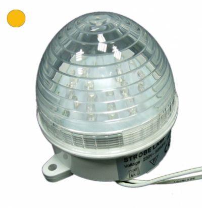 Стробоскоп Огонёк TD-6010 (желтый) 18 LED