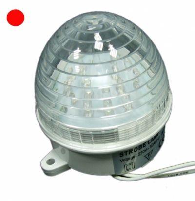 Стробоскоп Огонёк TD-6010 (красный) 18 LED