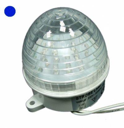 Стробоскоп Огонёк TD-6010 (синий) 18 LED