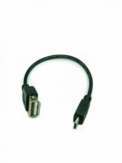 Переходник USB Орбита SB-1013 (штекер micro USB-гнездо USB) 10см