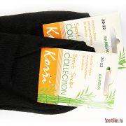 черные носки из бамбука
