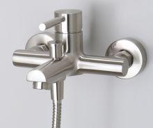 Смеситель для ванны с коротким изливом Wern 4201 wasserkraft