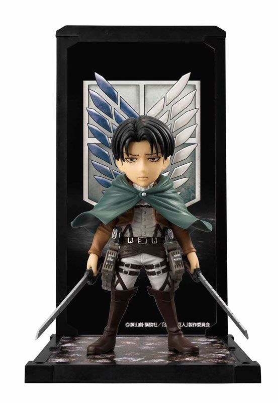Фигурка Tamashii Buddies Attack on Titan: Levi
