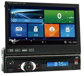 Универсальная магнитола Witson 1Din DVD, 3G, GPS