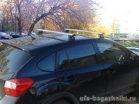 Багажник на крышу Subaru XV, Thule, аэродинамические дуги Wingbar