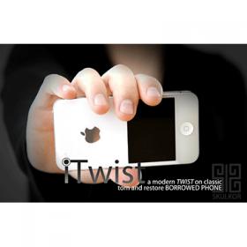 iTwist (черный и белый) by Skulkor
