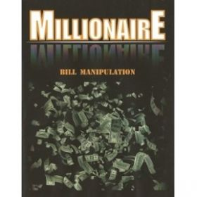 Millionaire Fanning Bills by Anson Lee - DVD
