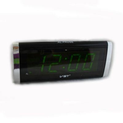 VST730-2 часы 220В зел.цифры