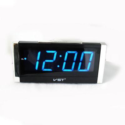 VST731-5 часы 220В син.цифры