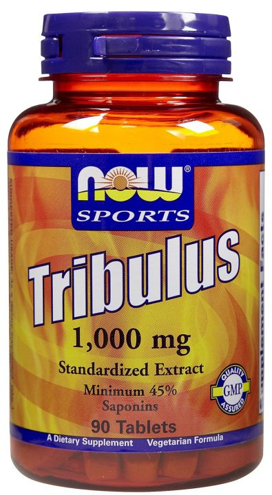 NOW - Tribulus 1000 mg