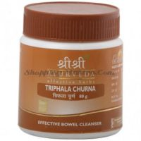 Трифала чурна (порошок) для очищения кишечника Шри Шри Аюрведа (Sri Sri Ayurveda Triphala Churna)