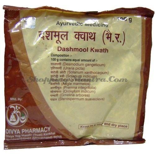 Дашмул Кватх Патанджали Аюрведа / Divya Patanjali Dashmool Kwath