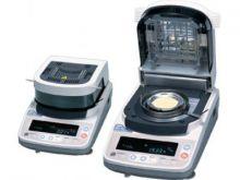 Анализаторы влажности (влагомеры весовые) AND