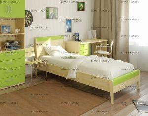 Кровать Teen`s Home (17.107.03, 17.107.04), 2 размера