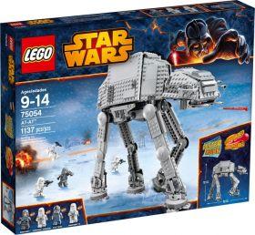 Lego Star Wars 75054 Вездеходный Бронированный Транспорт AT-AT™ #